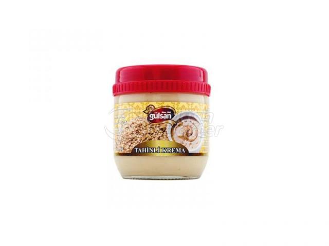 Tahinli Cream