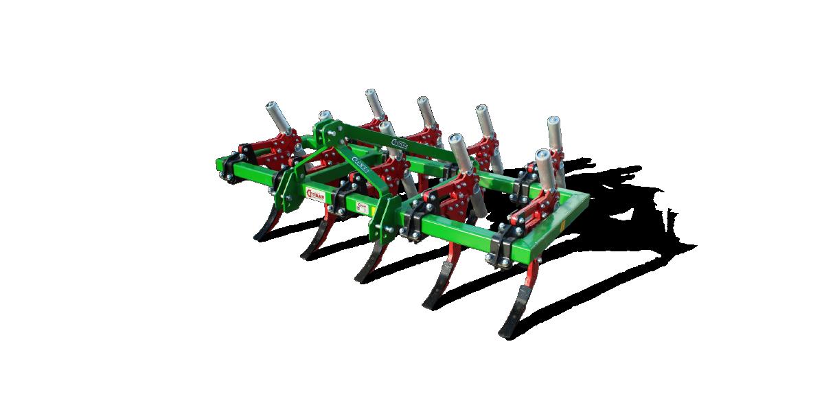 Full Automatic Chisel Plough