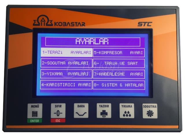 Smart Tank Control Indicator(STC)