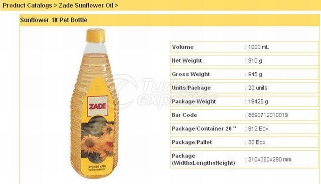 Sunflower 1 lt Pet Bottle
