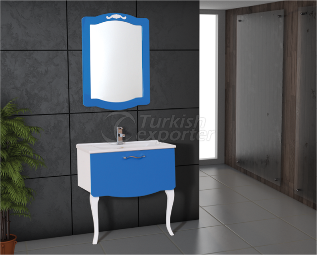 Yakut Bath Cabinet