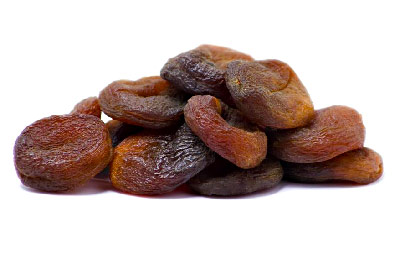 Natural Sun Dried Apricots