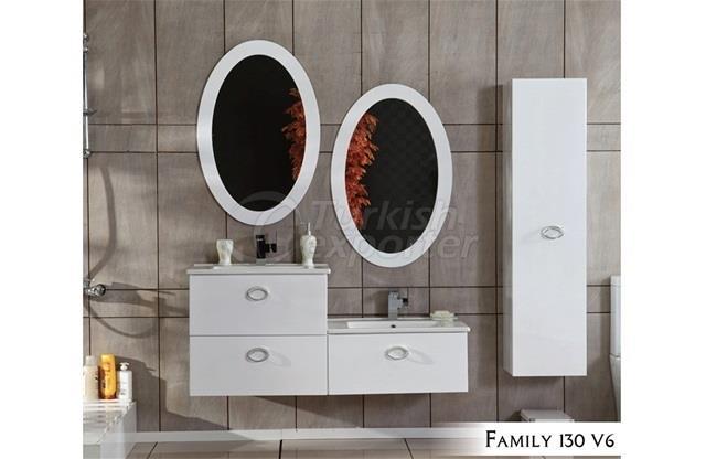 Móveis de casa de banho Familiar
