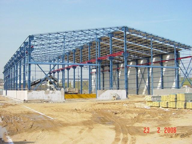 Abdullah Yasar  Factory Building