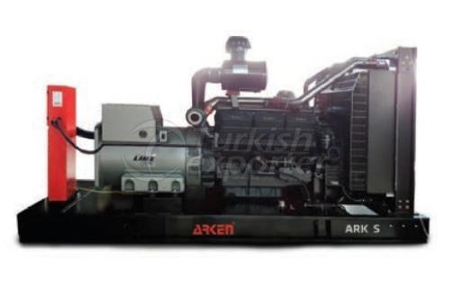Sdec Series 50-1010kVA Generator