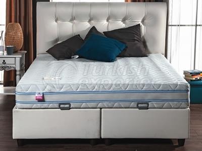 سرير مريح حقيقي