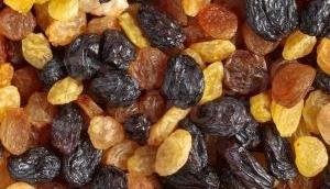 Seedless Raisins