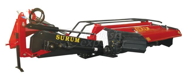 SM 205 ROTARY DISC MOWER INDEXIBLE