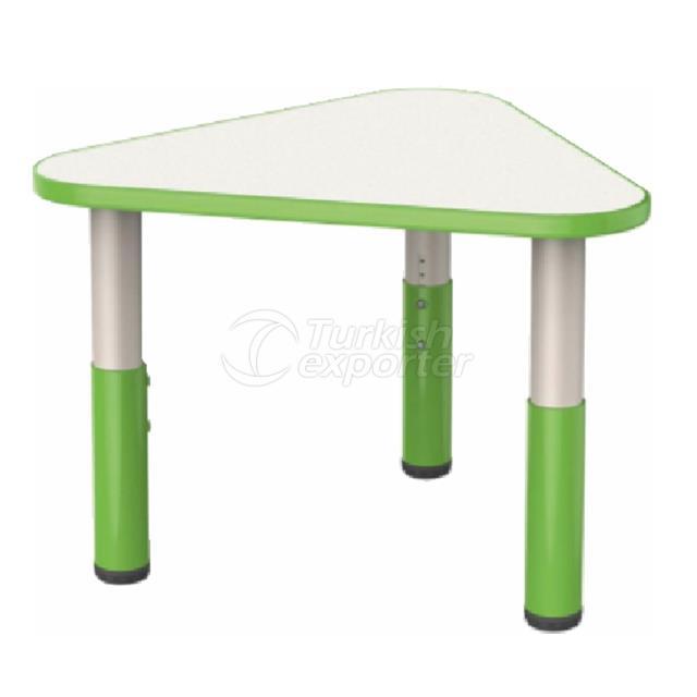 Yucai Triangle Table  67x60x40 60cm YCY-072