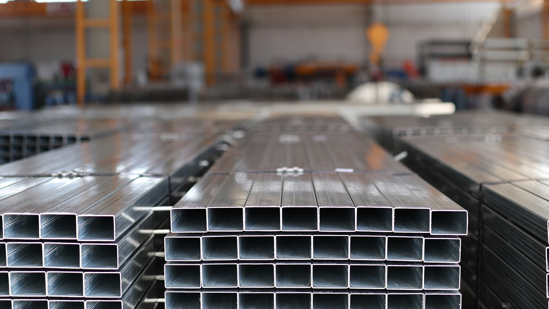 Galvanized Rectangular Hollow Sections