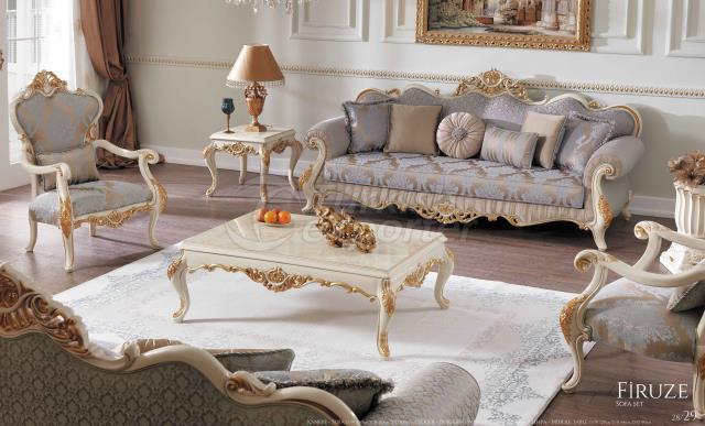 Conjunto de sofás Firuze