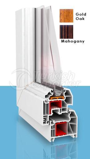 PVC Window 705 Series