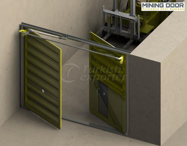 Mining Door
