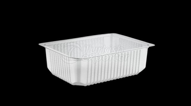 Thermoform - Cornered Containers BGD 3000