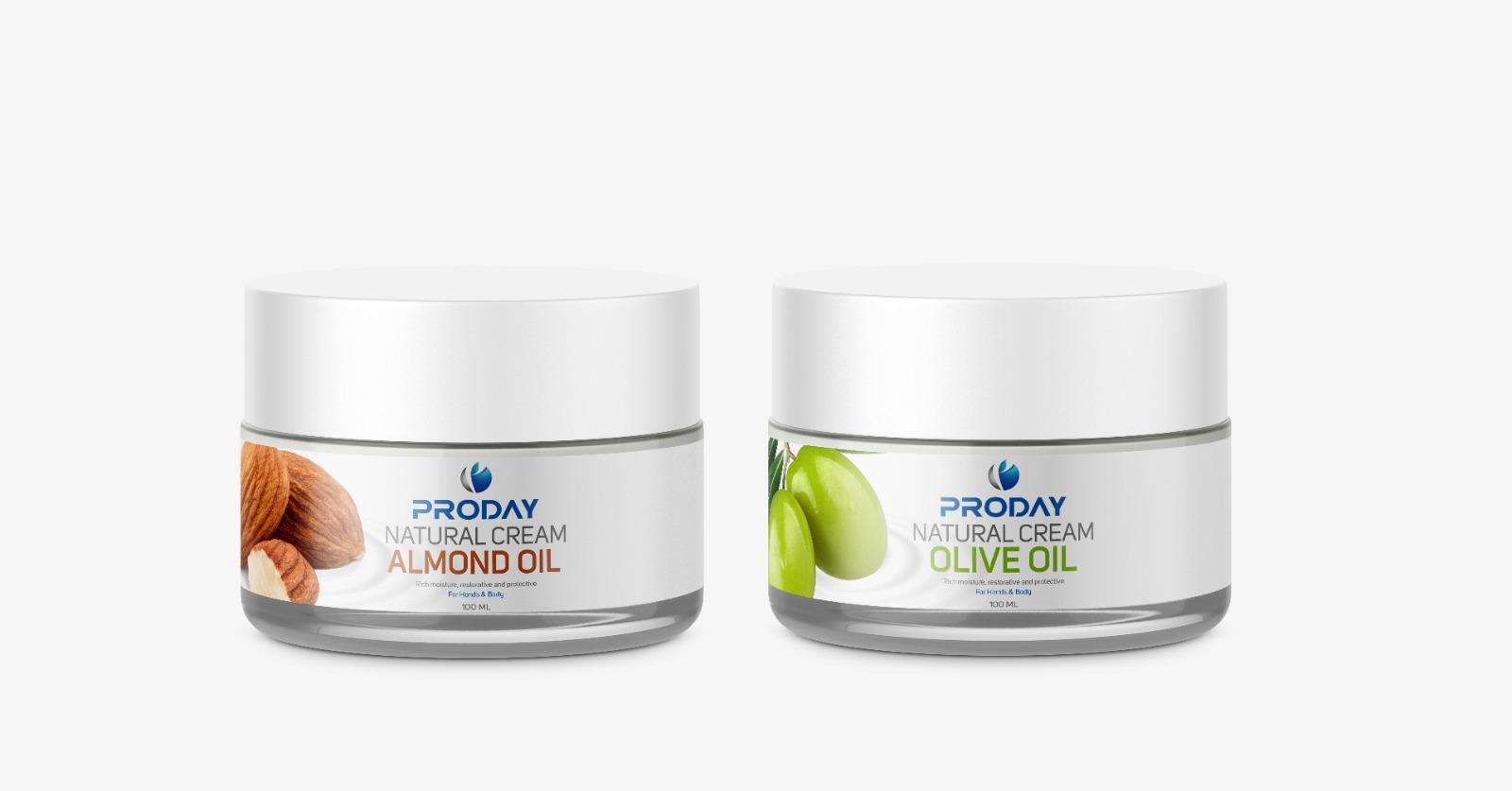 Natural Skin Cream