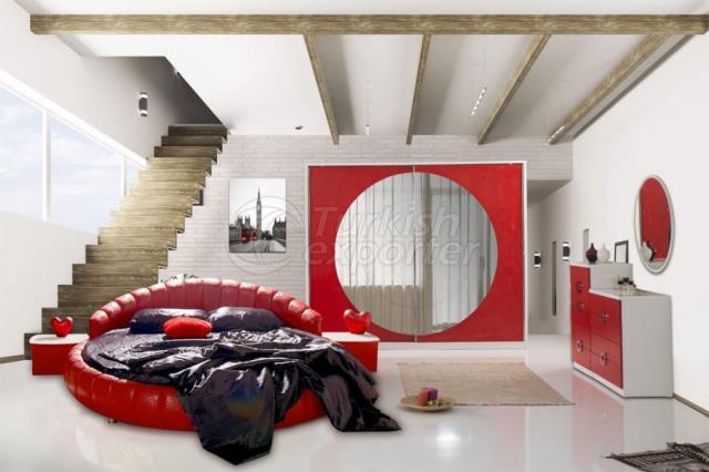 سرير دائري - ريدرو