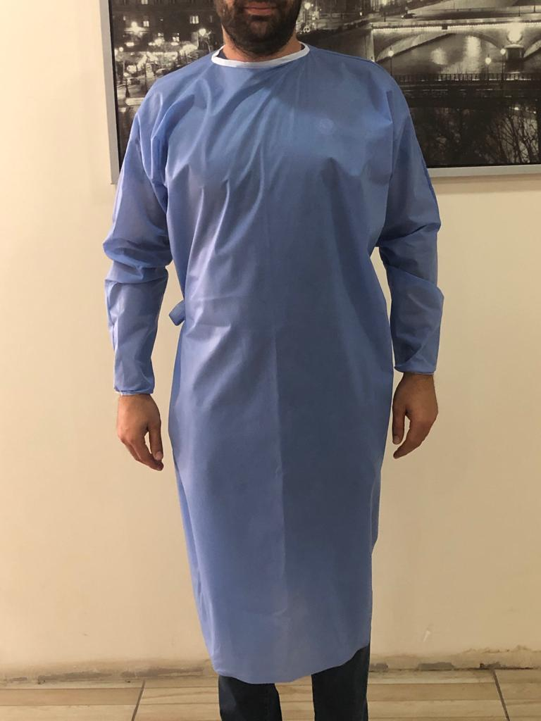Isolation Gowns Comparable