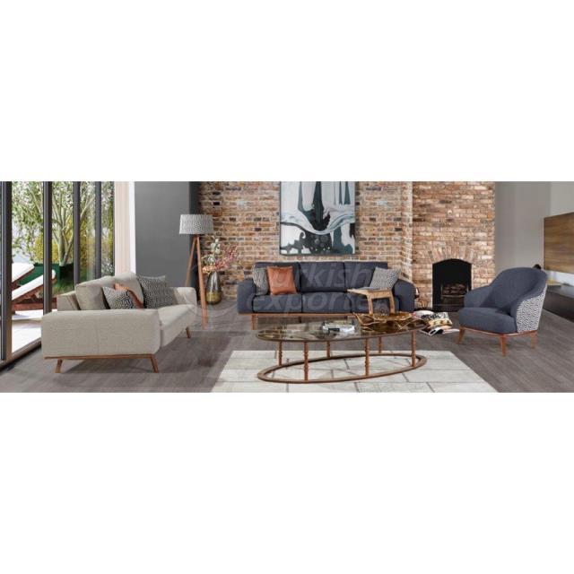Solo Sofa Set