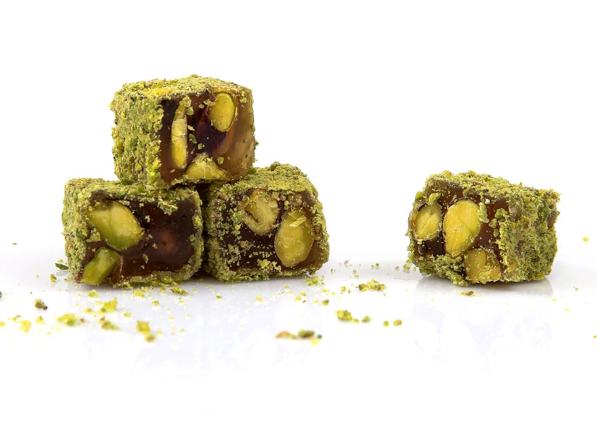 double delight with pistachio