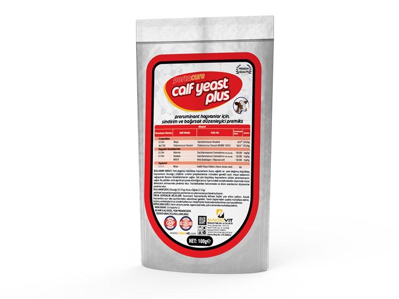 Portacure Calf Yeast Plus