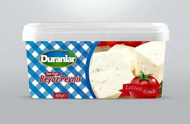 Half Fat White Cheese 800 G
