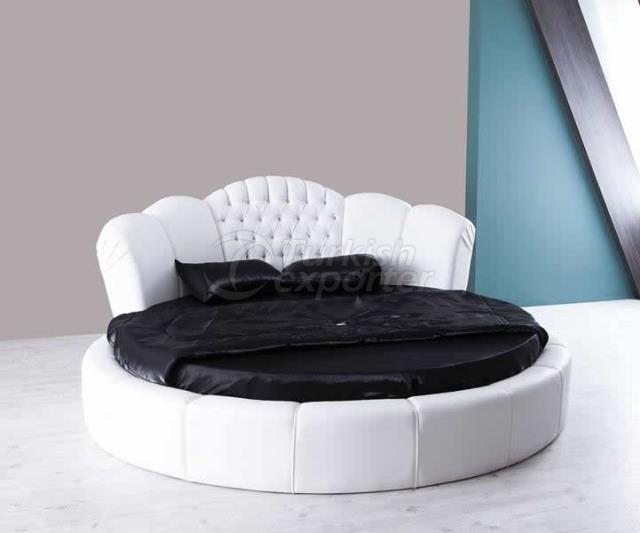 سرير دائري - نجوم