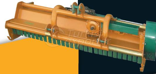 HYDRACLIC SIDE SHIFTING MULCHER