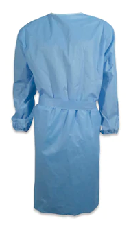 SS 40gr Medical Gowns