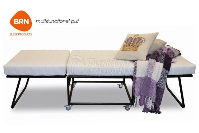 Space Savers Beds Multifunctional Puf