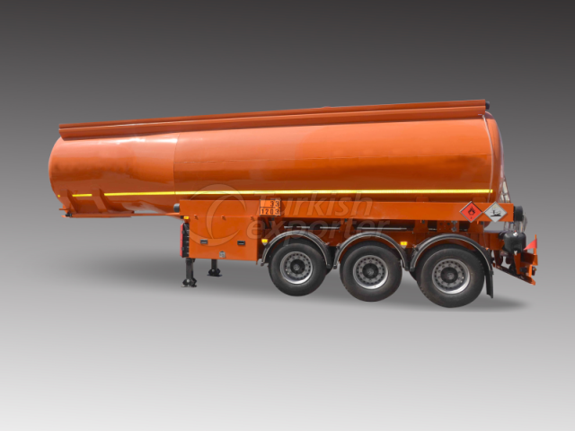 Cylindrical Steel Tanker