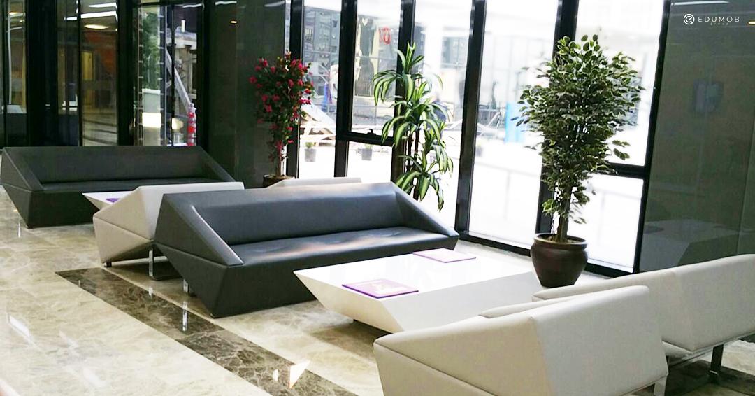 Diseños de sofás hofu