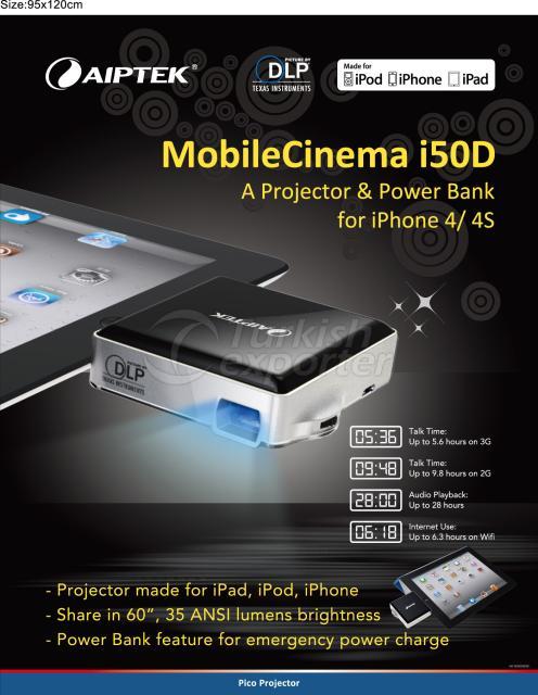 Aiptek I50D Mobile Projeksiyon
