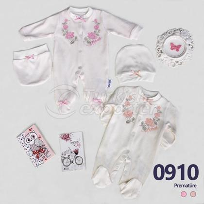 Baby Coveralls - 0910