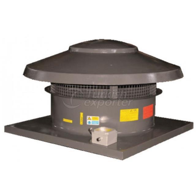 Axial Roof Fan DACF 300