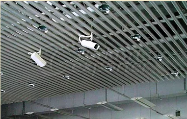 Suspended Ceiling   -Tubular System