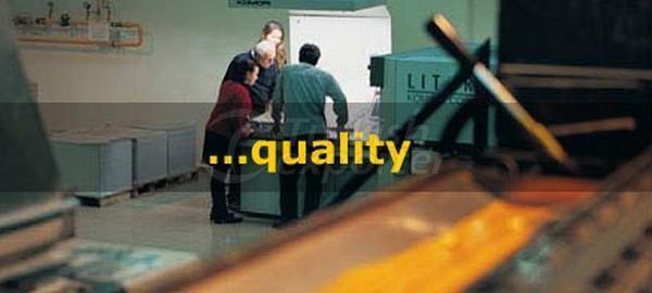 Printing Machines Quality