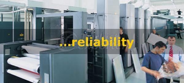 Printing Machines Reliability