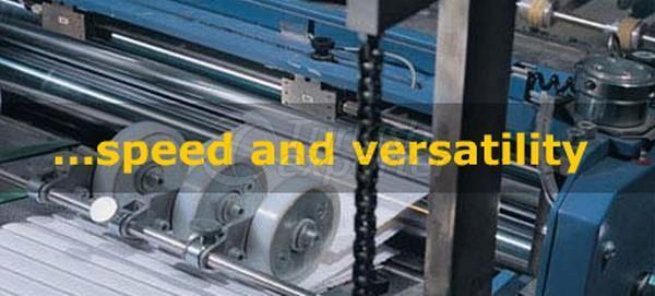 Printing Machines Speed and Versatility