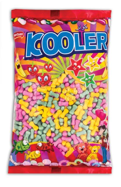 Kooler Bone Shaped Candy