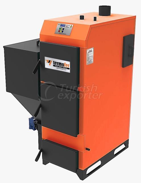 Condensing/Stoker Wood Boiler