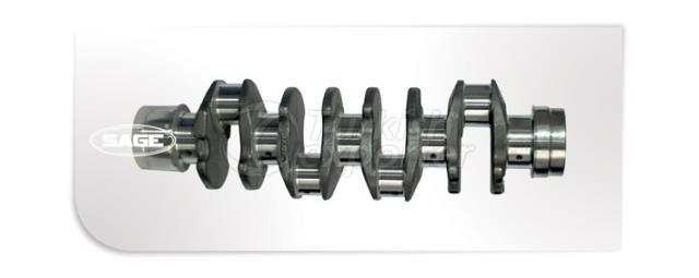 Isuzu 4hf1 Npr66 Crankshafts - SG2302