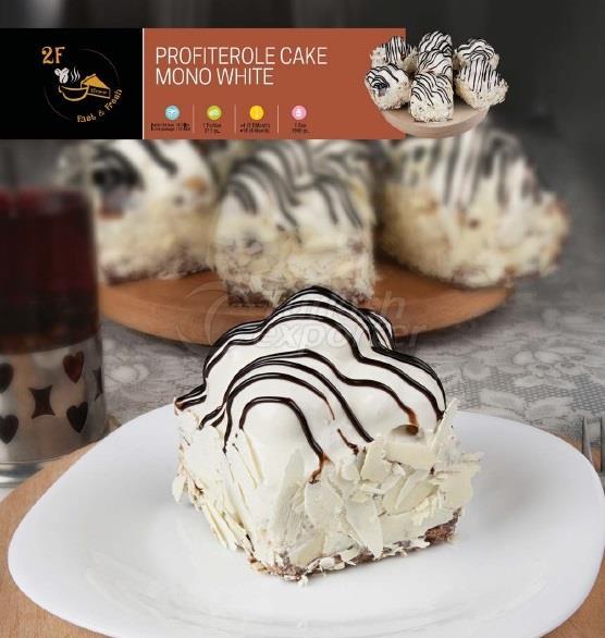 Frozen Profiterole Cake Mono