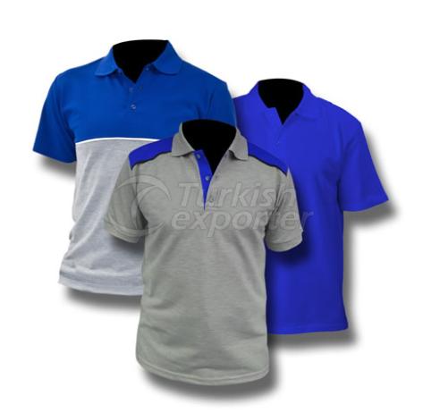 Tişört Polo Yaka