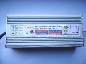 60W LED Waterproof Power Supply