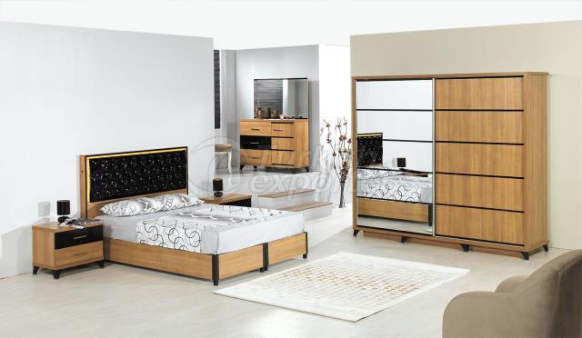 Спальня Senti