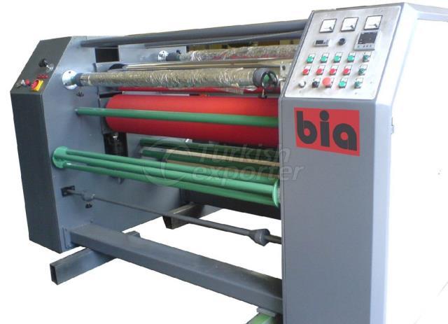 Varak Press Calender Machine
