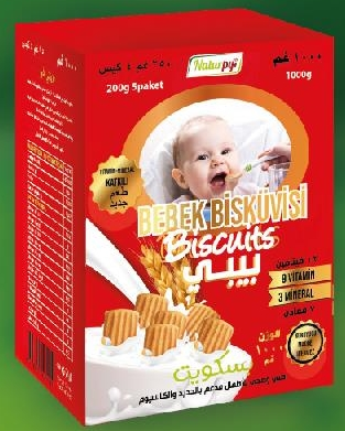 Naturpy Baby Biscuits