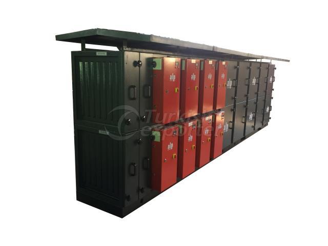 Alp Air Cleaning Units