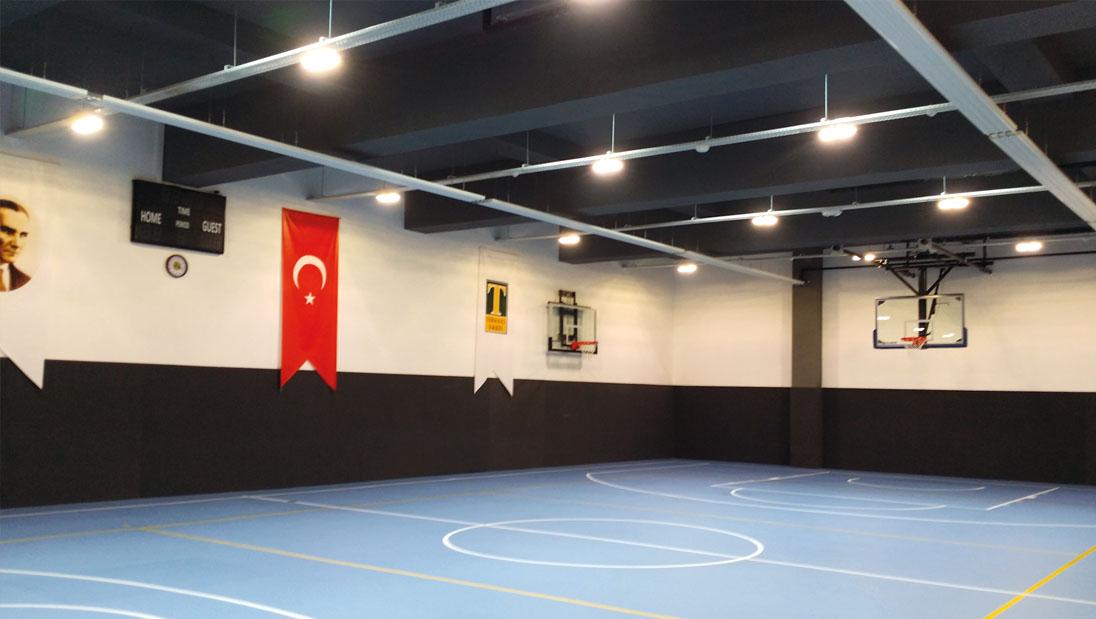 Spor Ekipmanları - Spor Salonu