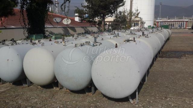LPG Storage tank 1,75 m3